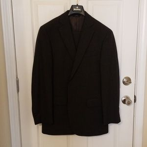 Brooks Brothers Suit Charcoal Gray